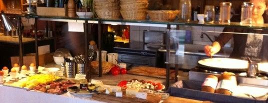 Cafe der Provinz is one of das frühstück.