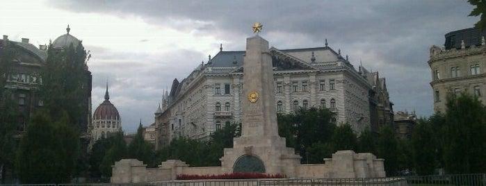 Szovjet Hősi Emlékmű is one of Must Do's in Budapest.