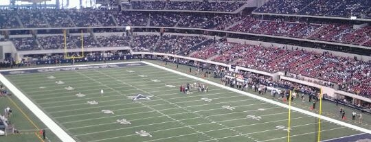 AT&T Stadium is one of * Gr8 Concert Venues - Dal Area.