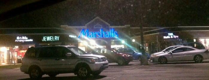 Marshalls is one of Shopping in St Pete and Clearwater.