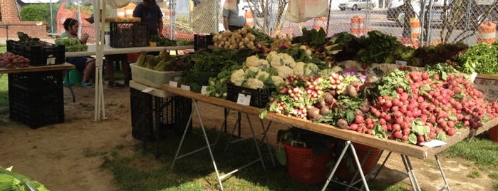 Columbia Pike Farmers Market is one of Ultressa 님이 저장한 장소.