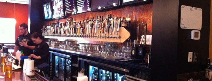 Frisco Tap House & Brewery is one of Cupcakes and Beer.