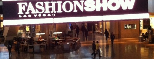 Fashion Show Mall is one of The Crowe Footsteps.