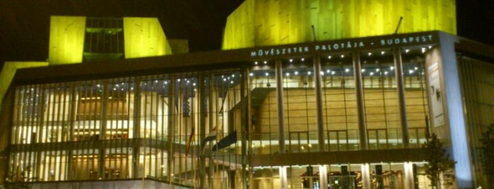 Müpa Budapest is one of Must Do's in Budapest.