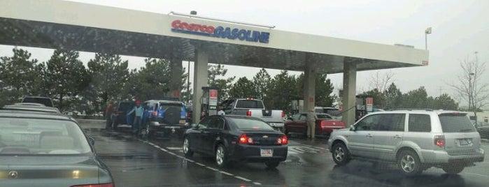 Costco Gasoline is one of C 님이 좋아한 장소.