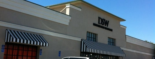 DSW Designer Shoe Warehouse is one of favs around Bay Area.