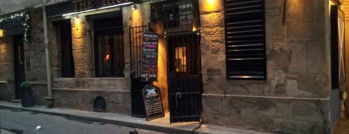 The Highlander is one of Kristen's Paris.