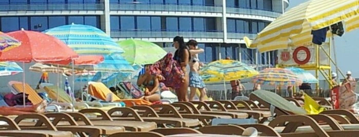Пляж Зебра / Zebra Beach is one of Orte, die Evgeniya🐱 gefallen.