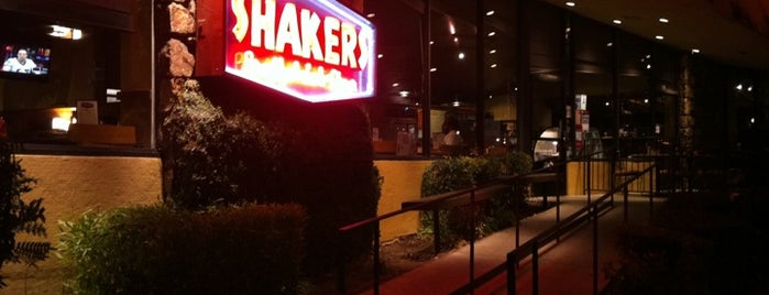 Shakers is one of Oldest Los Angeles Restaurants Part 1.