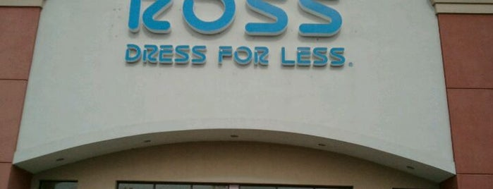 Ross Dress for Less is one of Lugares favoritos de shannon.