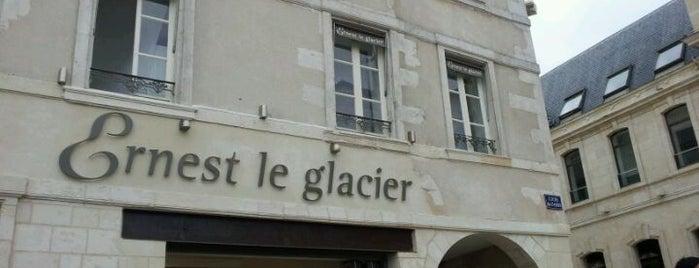 Ernest le Glacier is one of La Rochelle.
