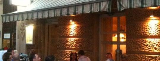 "Das ""Smart:in"" Restaurant-Cafe-Bar is one of Gon Wien."