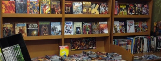 Madrid Comics is one of Shopping.