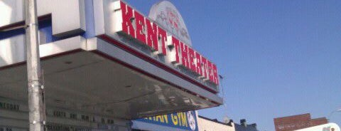 Kent Theater is one of Flatbush Favorites.