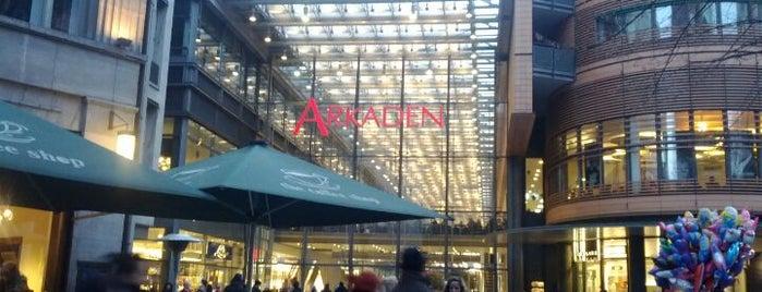 Potsdamer Platz Arkaden is one of Trips / Berlin, Germany.