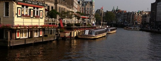 Tramhalte Spui is one of Alle tramhaltes van Amsterdam.
