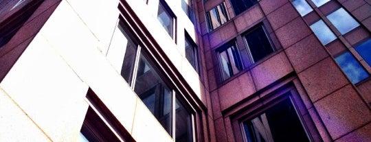 Three Logan Square is one of Tempat yang Disukai Monique.