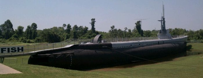 USS Batfish Memorial is one of Paranormal Places Across United States.