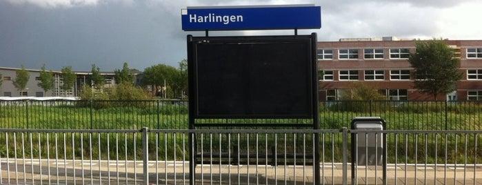 Station Harlingen is one of Friesland & Overijssel.