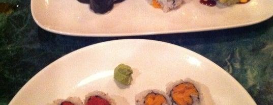 Fujiyama is one of 寿司.