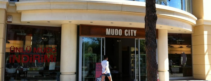 Mudo City is one of Alanya.