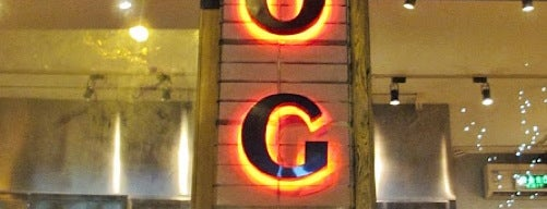 Goga is one of Shanghai Bar & Resto.