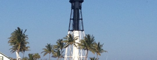 Hillsboro Inlet Lighthouse is one of Florida.