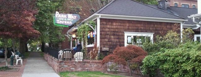 Parkway Tavern is one of Tacoma.
