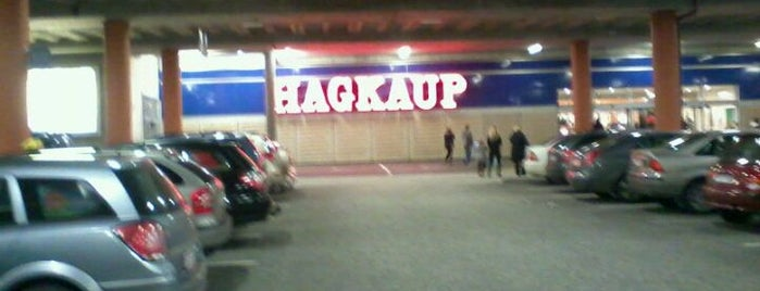 Hagkaup is one of Christoph's Liked Places.