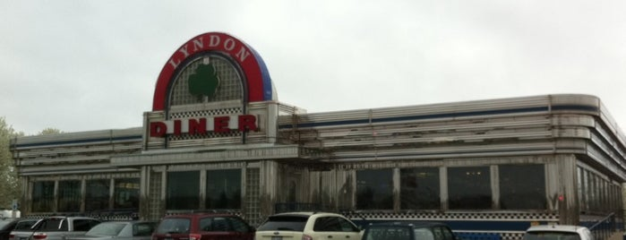 Lyndon Diner is one of Jenna : понравившиеся места.