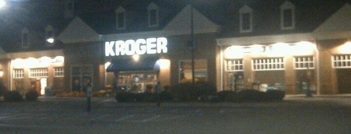 Kroger is one of Tempat yang Disukai Benjamin.