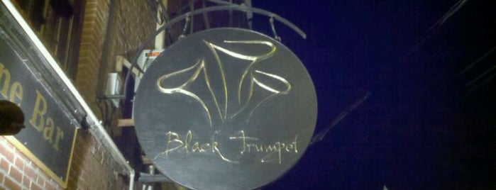Black Trumpet Bistro is one of Locais curtidos por Ryan.