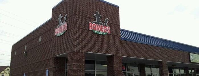 Romeo's Pizza is one of Lisa: сохраненные места.