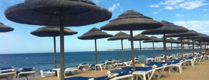 Os Salgados is one of Algarve Top-10.