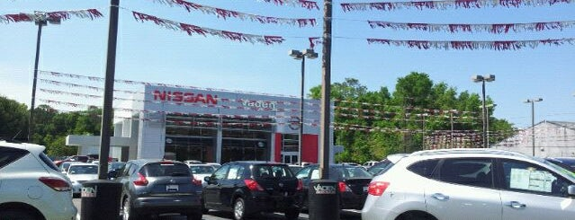 Vaden Nissan is one of Gay-Friendly Auto Dealers in Savannah, GA.