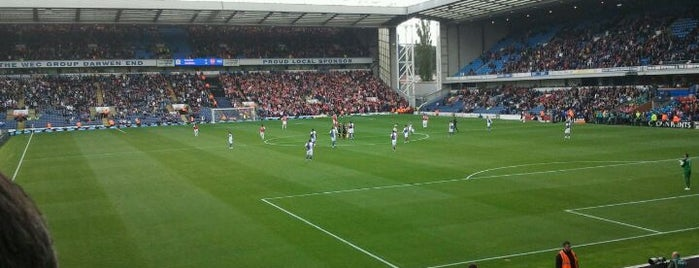 Ewood Park is one of Soccer Stadiums.