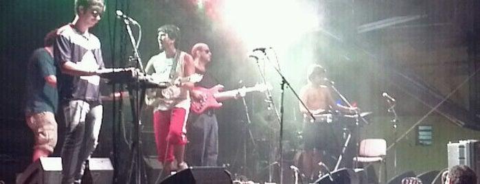 Ciudad Cultural Konex is one of Rock@Baires.