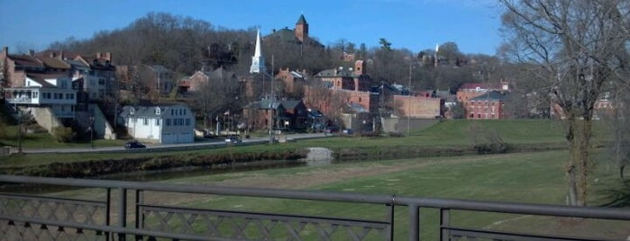 Galena, IL is one of Day Trips and  Hiking.