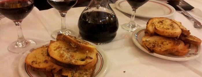 Osteria Generale is one of Restaurantes, Bares e Coffee Shops favoritos.