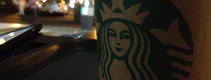 Starbucks is one of Lugares favoritos de Raghad.