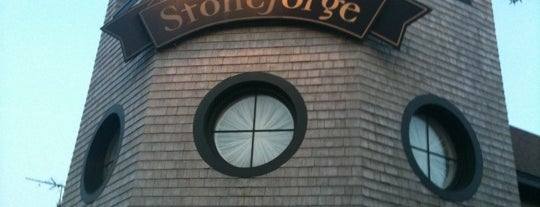Stoneforge Tavern and Publick House is one of Tricia 님이 좋아한 장소.