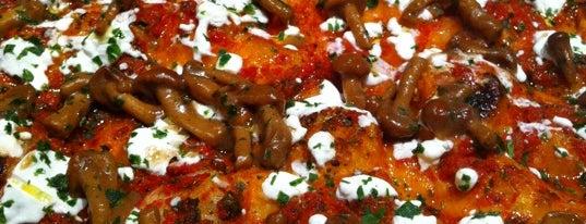 Pizza Al Cuadrado is one of Comer barato en Madrid.