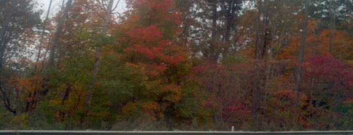 Lenox, MA is one of Fall Foliage Destinations.