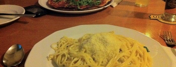 Pasta Bazár is one of klassz helyek vega szemmel.