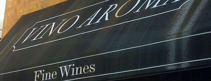 Vino Aroma is one of Interesting.
