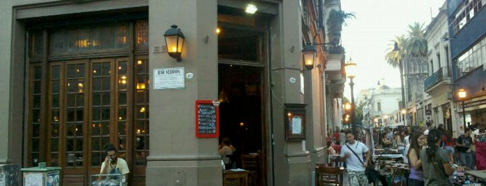 Bar Seddon is one of Bares de Buenos Aires.