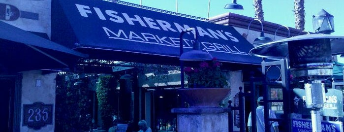 Fisherman's Market & Grill is one of Palm springs.