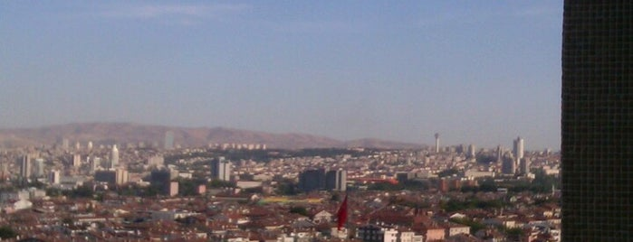 Bahçelievler is one of Ankara.