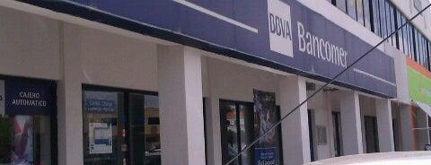 BBVA Bancomer is one of Tempat yang Disukai Joaquin.