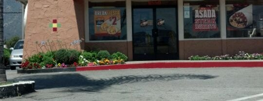 Del Taco is one of Lunch Places Near WDI.